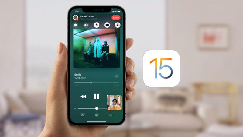 iOS 15 รุ่นที่รองรับ มี iPhone ของคุณรึเปล่า เช็คด่วน !