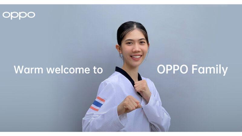 """ออปโป้ ต้อนรับฮีโร่เหรียญทองโอลิมปิก """"เทนนิส พาณิภัค วงศ์พัฒนกิจ"""" สู่ OPPO Family ร่วมมุ่งมั่นพัฒนาสู่สิ่งที่ดีกว่าเพื่อความหวังและรอยยิ้มของคนไทย"""