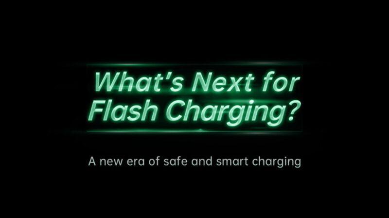 """What's Next for Flash Charging?"" OPPO เปิดตัวเทคโนโลยีการชาร์จแบบ Flash Charging รุ่นใหม่ ที่ปลอดภัย และชาญฉลาดยิ่งกว่าเดิม"