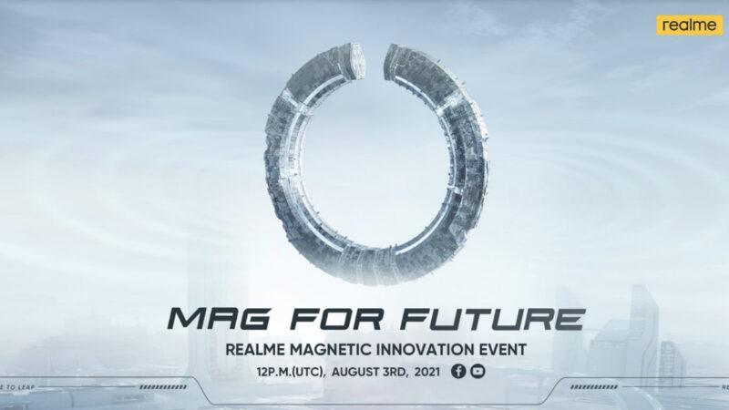 realme เคาะวันเปิดตัว MagDart ที่ชาร์จไร้สายด้วยแม่เหล็กสำหรับ Android 3 สิงหาคมนี้