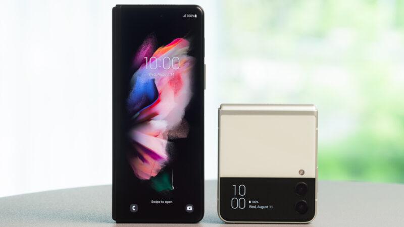ราคาไทย Galaxy Z Fold3 5G กับ Galaxy Z Flip3 5G จอง 12 ส.ค. รับเครื่อง 2 ก.ย.