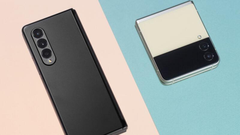 ซัมซุง เปิดตัวมือถือพับได้รุ่นใหม่ Galaxy Z Fold3 5G และ Galaxy Z Flip3 5G