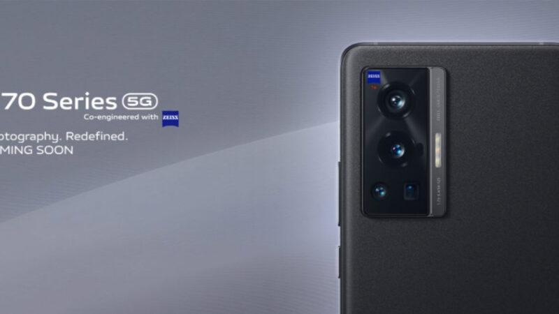 ลือหนัก! vivo เตรียมเปิดตัวสมาร์ตโฟน รุ่นใหม่ X70 Series ในไทย