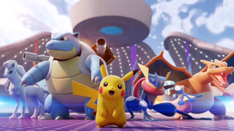 Pokemon UNITE เกมโปเกมอนวางแผน และต่อสู้ 5v5 ดาวน์โหลดได้แล้วที่ App Store และ Google Play Store