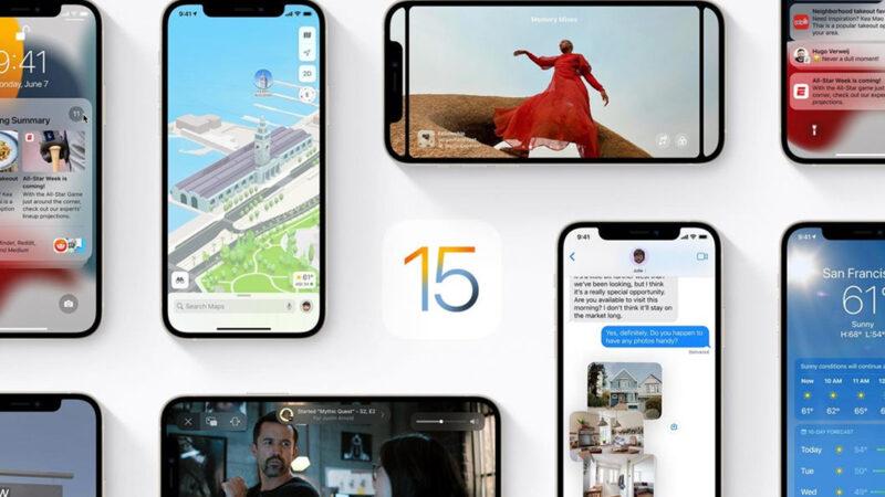 iOS 15 รุ่นที่รองรับ มีอะไรบ้าง เช็ก iPhone ของคุณก่อนอัปเดต