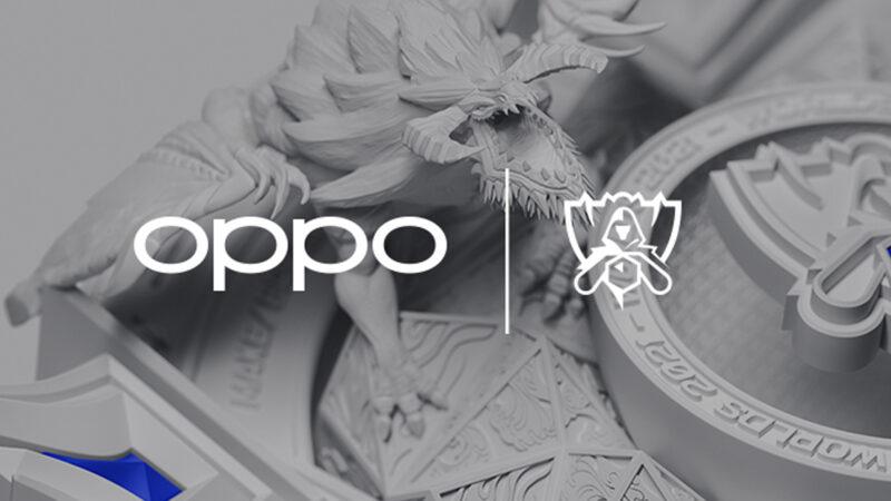OPPO ประกาศการเป็นพาร์ทเนอร์กับ Riot Games ในการแข่งขัน League of Legends World Championship ปี 2021